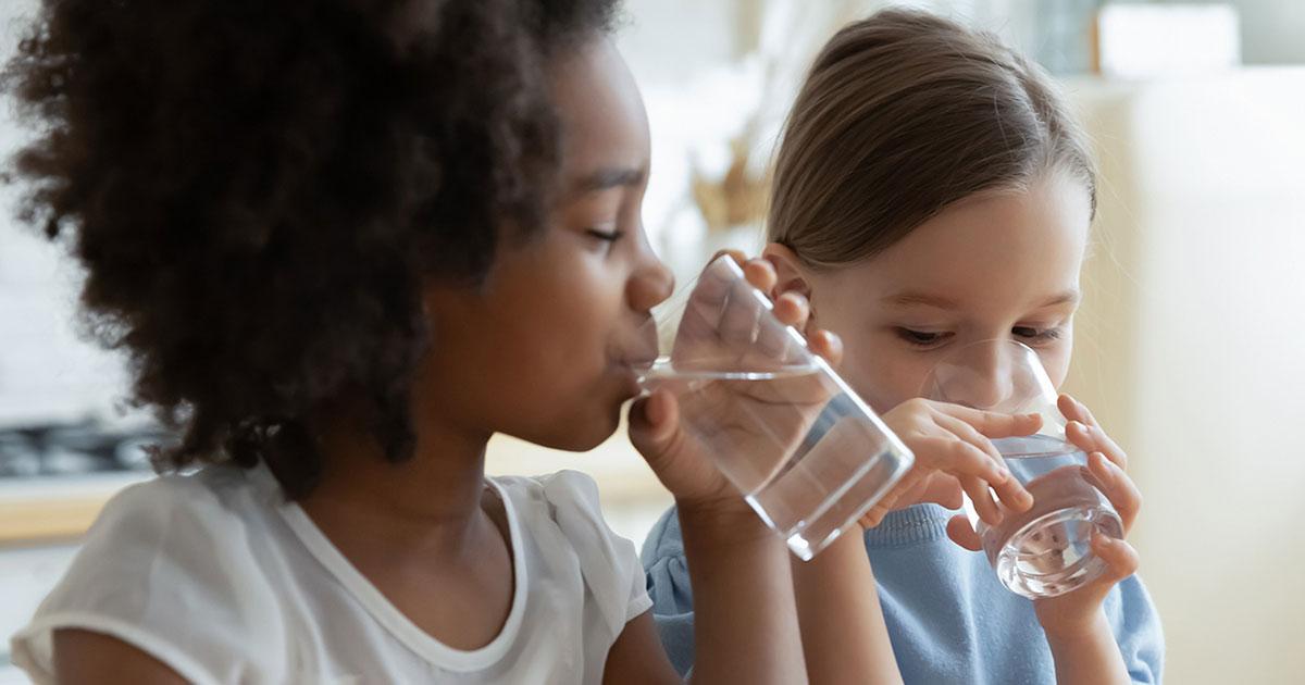 Wieviel sollten Kinder trinken? | Gerolsteiner Mineralwasser