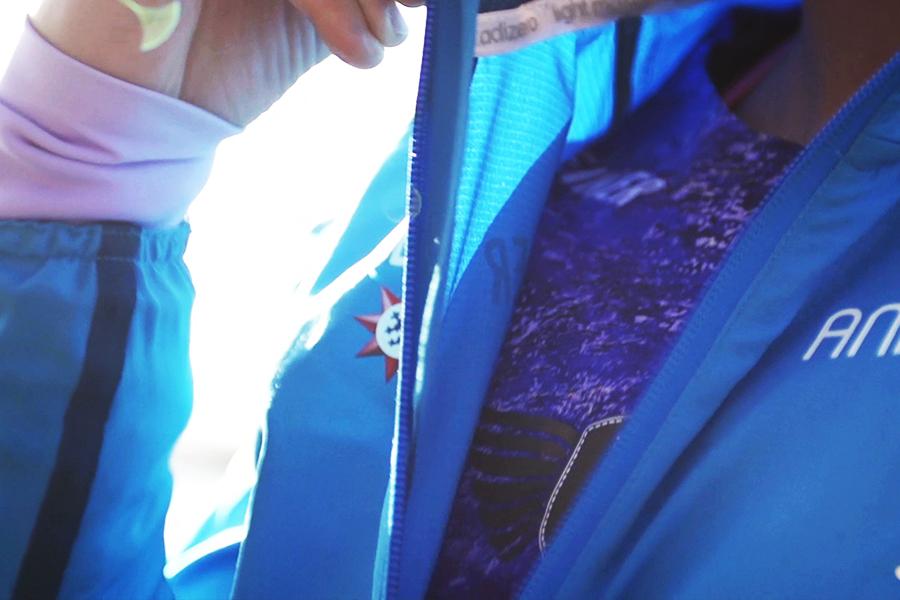Gerolsteiner Lauftipps - Hose, Shirt und Jacke