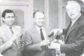1984 Zusammmenschluss von Florabrunnen und Gerolsteiner Sprudel GmbH & Co. KG