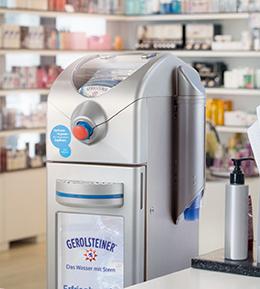 Gerolsteiner Wasserspender Office-Line Apotheke