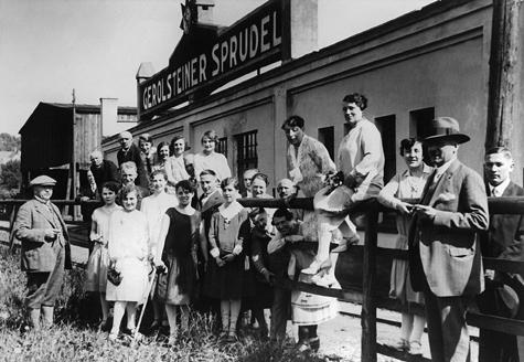 1930: Füllhaus Gerolstein