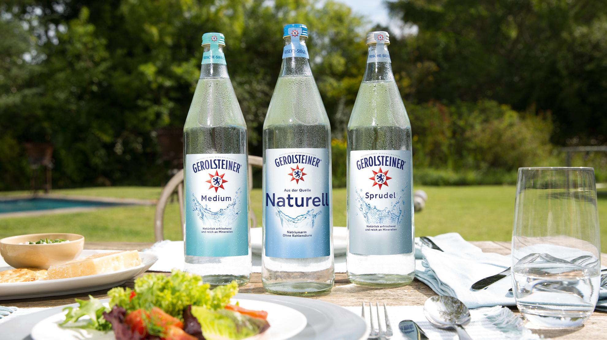 Welches mineralwasser hat viel calcium