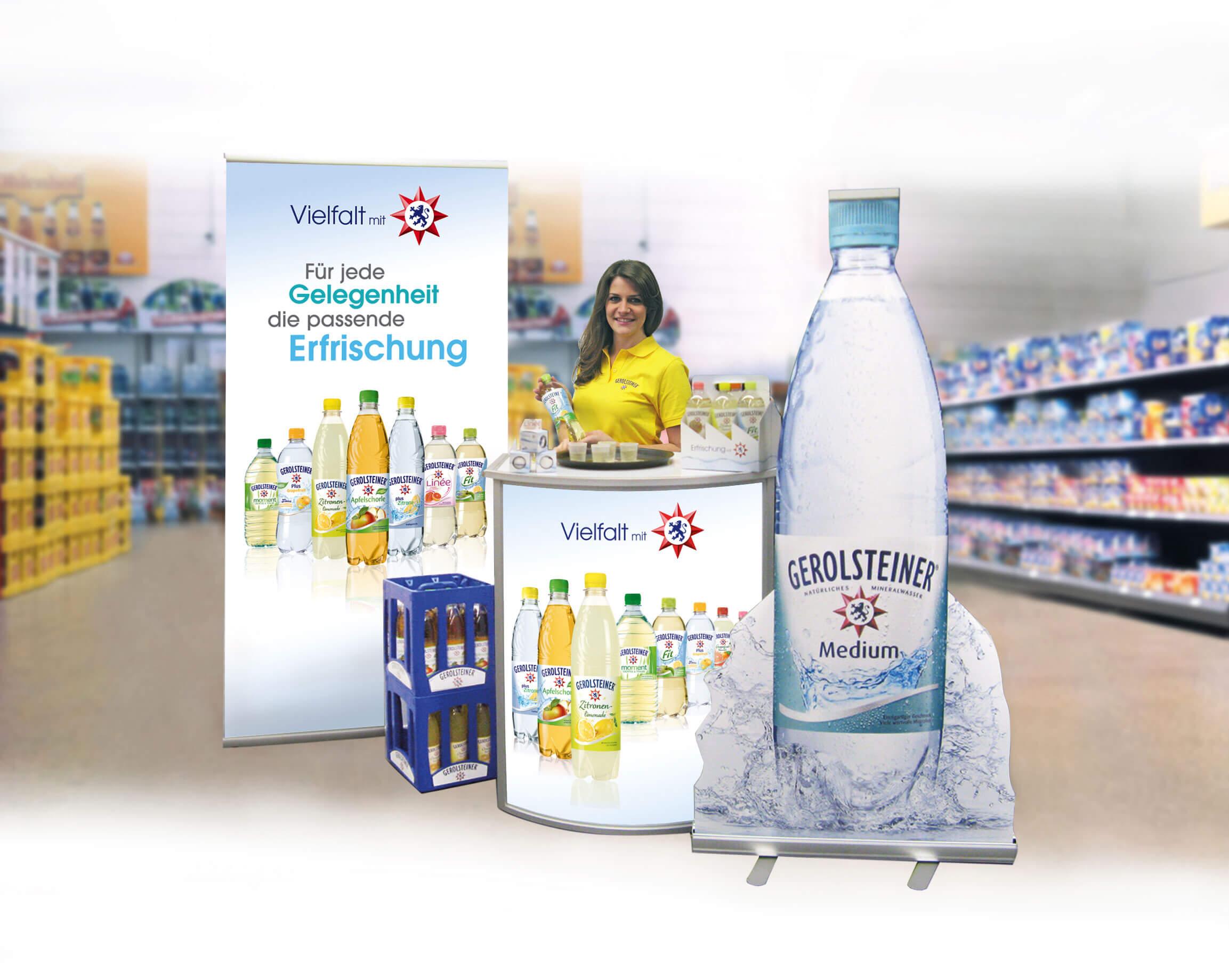 Händlernachweis: Gerolsteiner in Ihrer Nähe | Gerolsteiner Mineralwasser