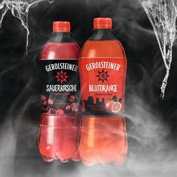 Neu im Oktober: Die Gerolsteiner Limited Halloween Edition – Süßes oder Saures?