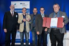 Gerolsteiner erhält Auszeichnung für hohe Arbeitssicherheit