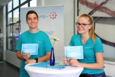 Ausbildung mit Stern: Gerolsteiner Brunnen veranstaltet erste Ausbildungslounge