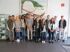 15 neue Auszubildende starten beim Gerolsteiner Brunnen