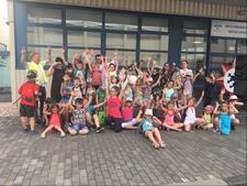 Erlebnisreiche Ferien: Mitarbeiterkinder blicken hinter die Kulissen