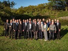 Echte Mitarbeiter mit Stern: Gerolsteiner feiert Betriebsjubilare