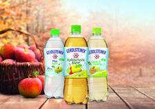 Saisonkonzept Gerolsteiner Apfelernte – Limited Edition mit drei erfrischenden Apfelgetränken