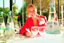 Zu jedem Wein das richtige Wasser