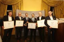 Falstaff Wein Trophy 2017: Das sind die Gewinner