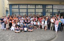 Team mit Stern 2019: Gerolsteiner fördert 16 nachhaltige Projekte aus der Vulkaneifel